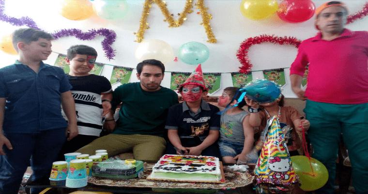 تولد محمدحسین